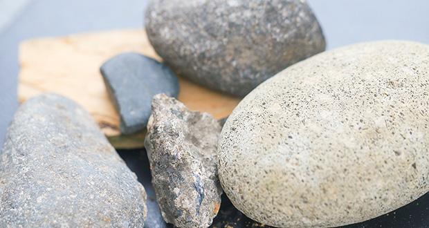 چرا سنگ ها گوناگون هستند؟