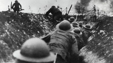 جنگ جهانی اول چگونه به وقوع پیوست؟
