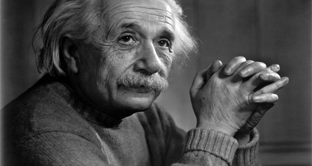 آلبرت اینشتین چه چیزی ابداع کرد؟