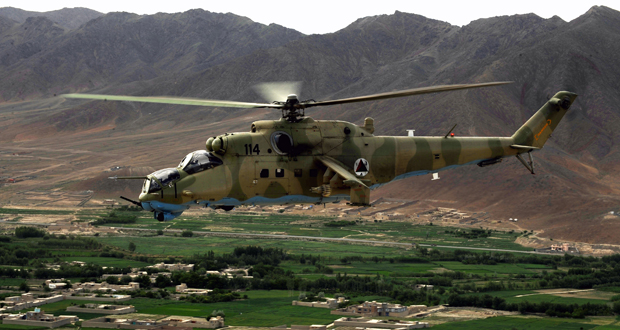 چگونه هلیکوپتر در هوا می ایستد؟