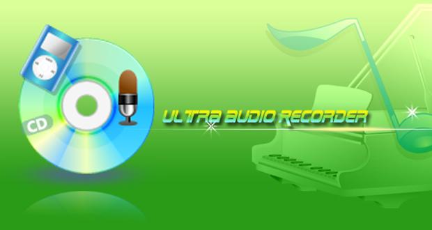 ضبط صدا با نرم افزار Ultra Audio Recorder