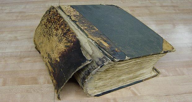 چگونه کتاب به وجود آمد؟