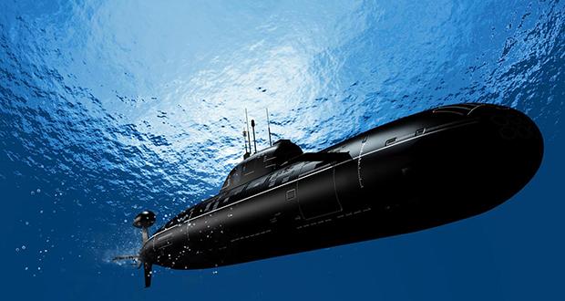 چگونه زیردریایی در زیر آب می ماند؟