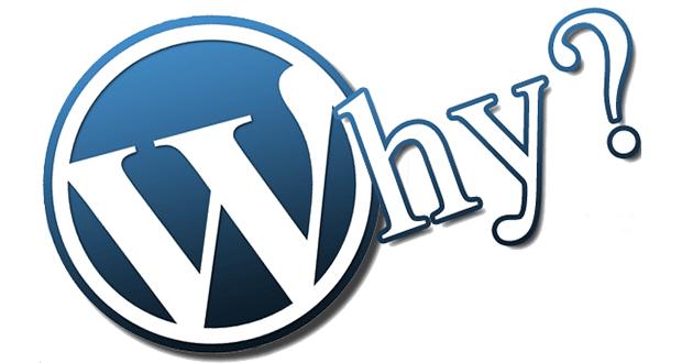 چرا در طراحی وب سایت از وردپرس استفاده کنیم؟