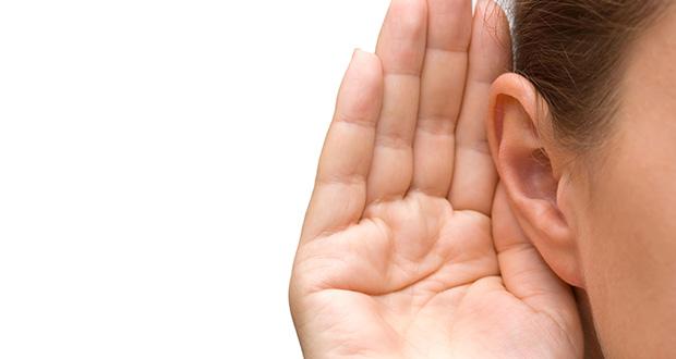 چگونه گوش می شنود؟