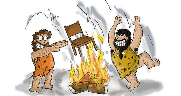 چگونه انسان های غارنشین موفق به کشف آتش شدند؟