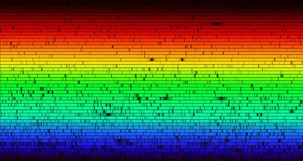 چگونه اسپکتروم ما را از جهان آگاه می کند؟