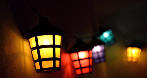 چگونه اولین چراغ به وجود آمد؟