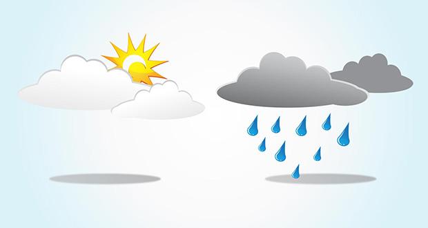 چرا همه ابرها باران زا نیستند؟