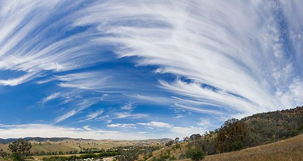 چرا ابرها گوناگون هستند؟