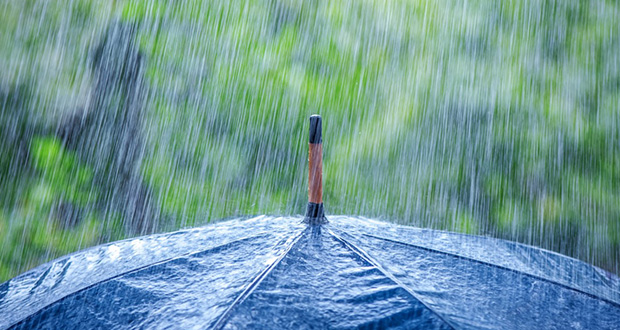 تعبیر مشاهده باران در خواب