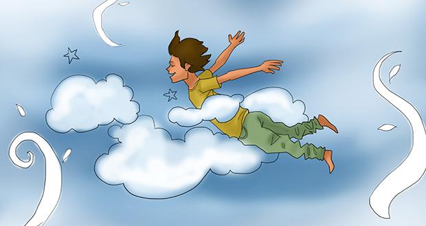 تعبیر مشاهده پرواز کردن در خواب