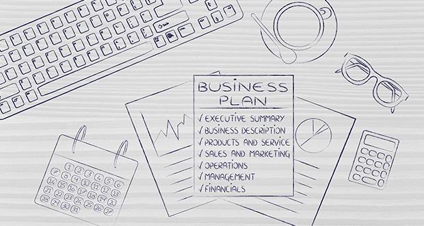 تشریح کامل یک طرح کسب و کار