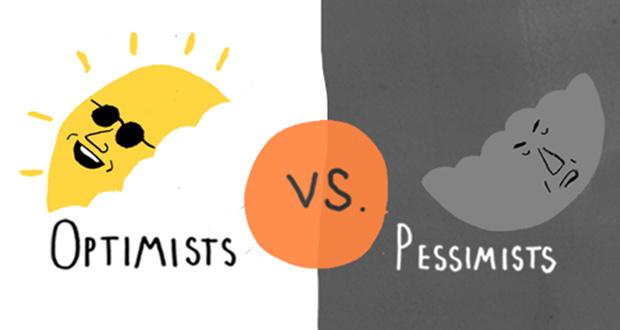 آزمون آیا شما خوش بین هستید یا بدبین؟