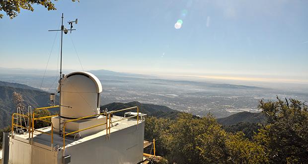 چرا رصدخانه ها را در نقاط مرتفع کوهستانی می سازند؟