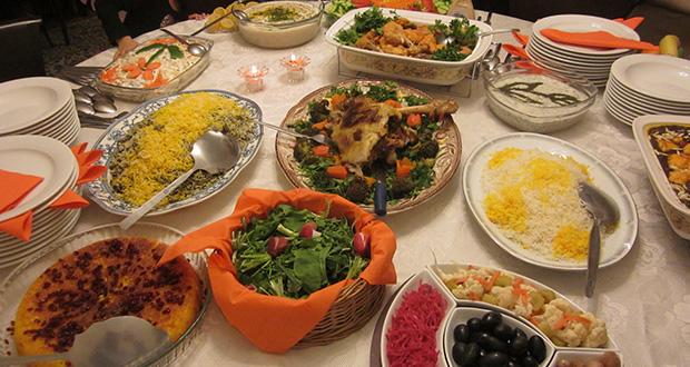 غذاهای خوشمزه و معروف شهرهای ایران