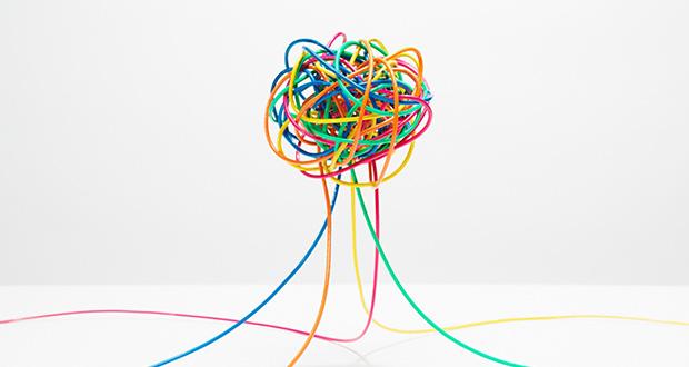 چگونه مسائل پیچیده را شفاف، ساده و قابل حل کنیم؟