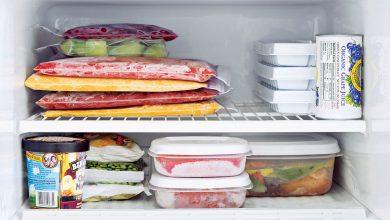 چرا دوام غذاهای منجمد بیشتر است؟