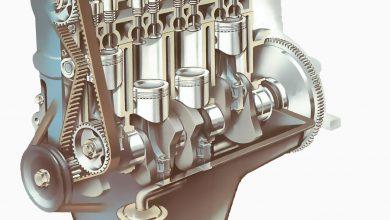 موتور اتومبیل چگونه کار می کند؟
