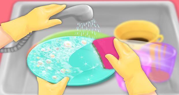 چگونه پاک کننده ها موجب تمیزی می شوند؟