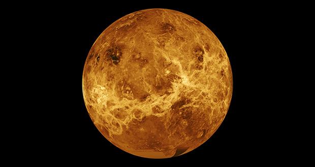 سیاره زهره داغ ترین سیاره منظومه شمسی است