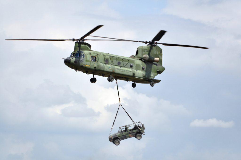 هلیکوپتر شینوک
