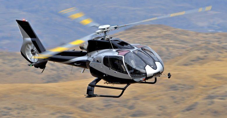 هلیکوپتر چگونه کار می کند؟