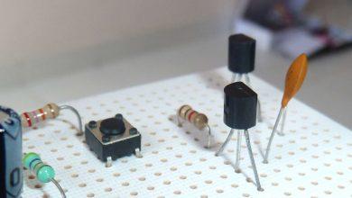 ترانزیستور چگونه کار می کند؟