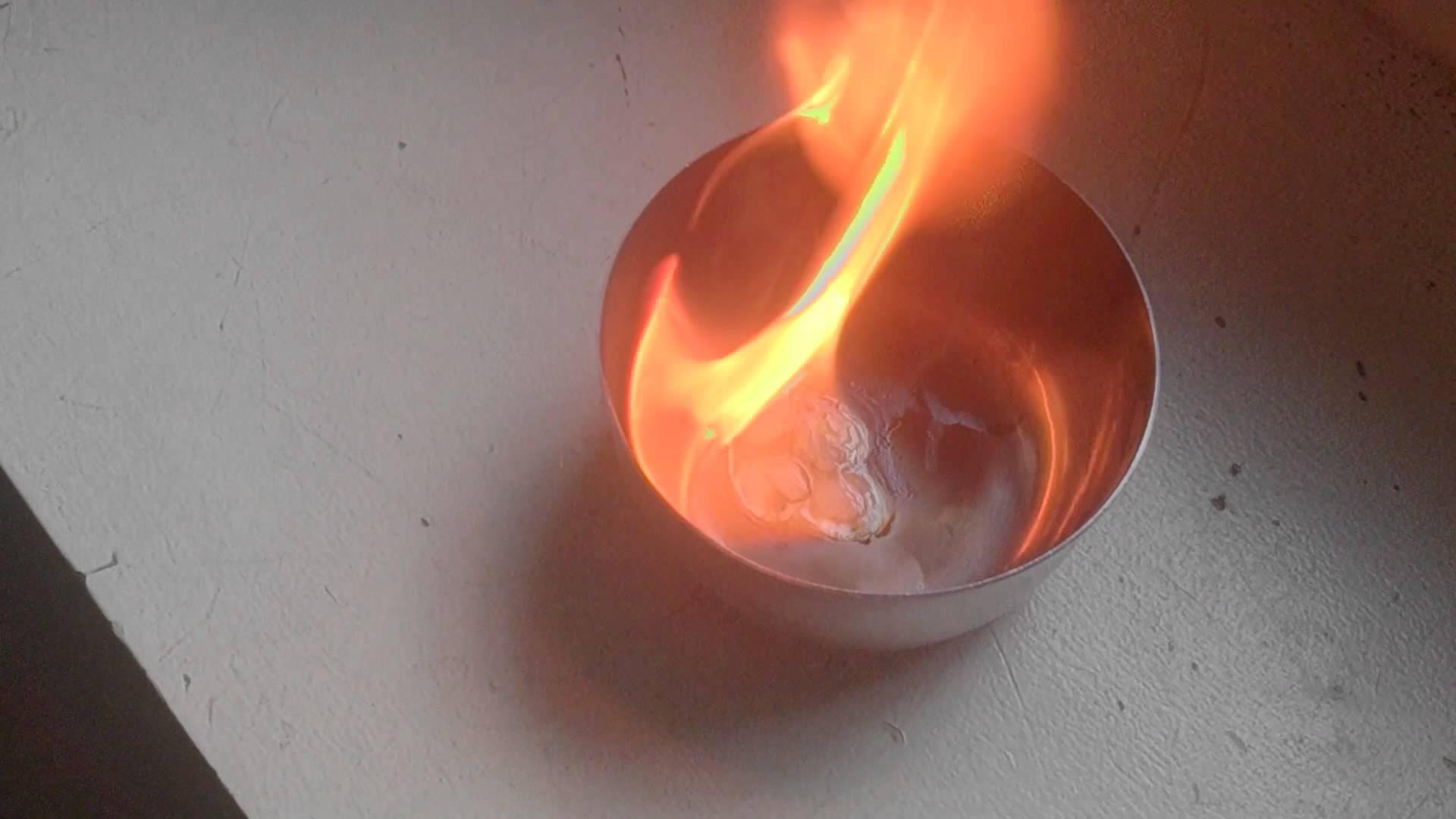 کافور چگونه بدون آنکه به مایع تبدیل شود، از حالت جامد به گاز در می آید؟