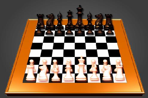 چیدمان مهره های شطرنج