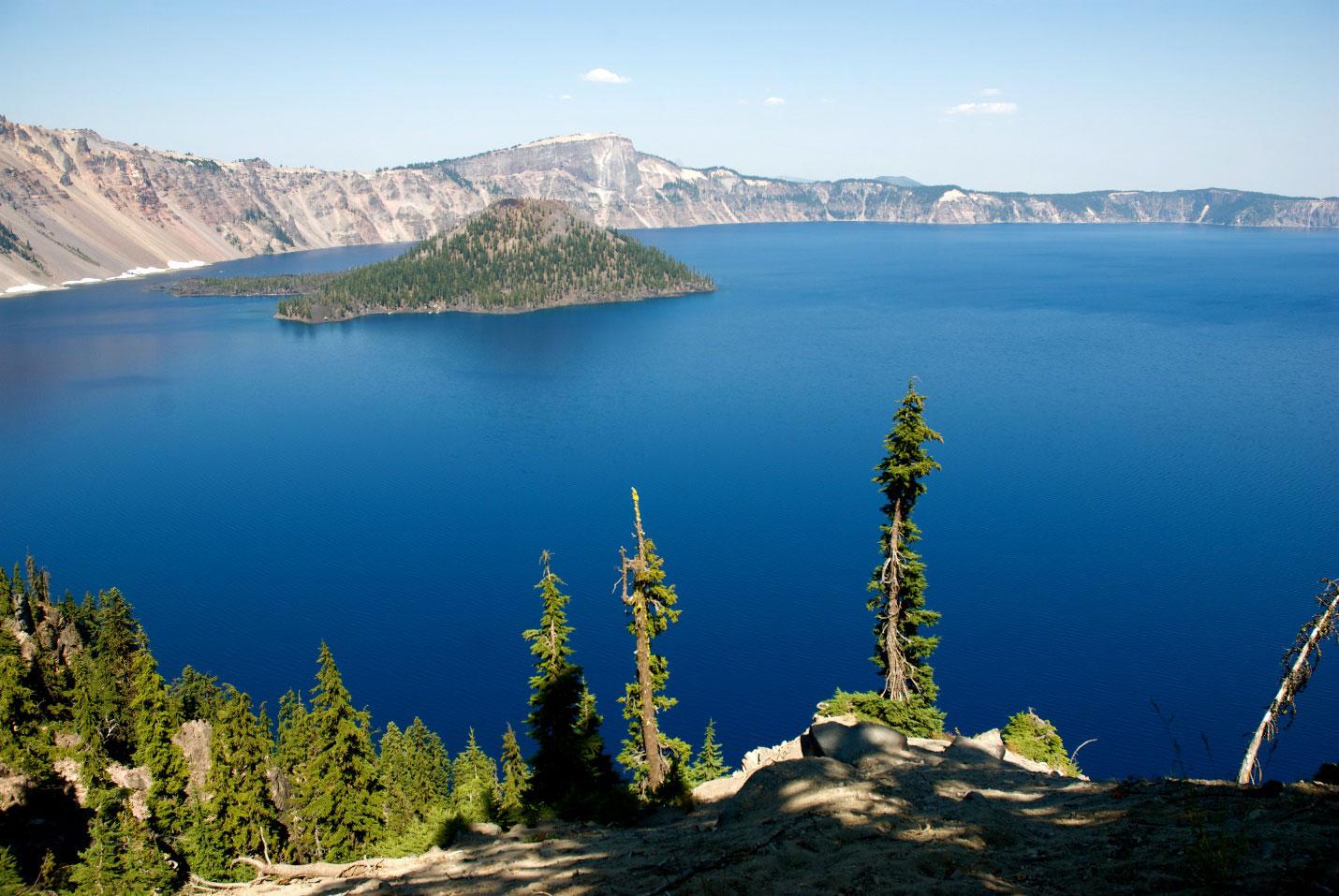 دریاچه ها چگونه به وجود می آیند؟