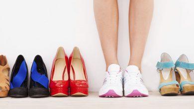 کفش مناسب در دوران بارداری