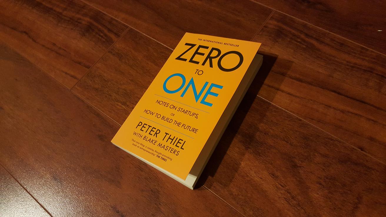 چکیده کتاب صفر به یک