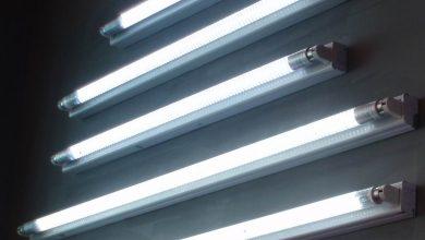 لامپ فلوئورسنت (مهتابی) چگونه کار می کند؟