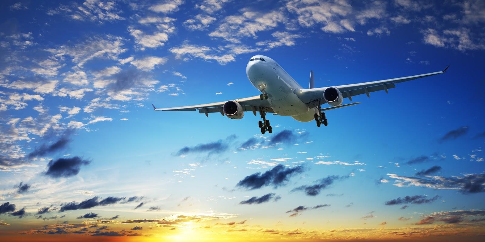 چگونه ارتفاع هواپیمای در حال پرواز را محاسبه می کنند؟