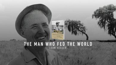 چکیده کتاب مردی که جهان را تغذیه کرد