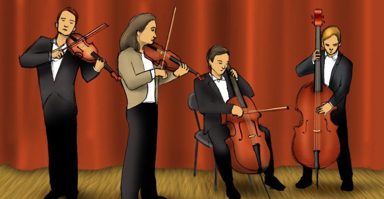 آشنایی با انواع سازهای خانواده ویولن