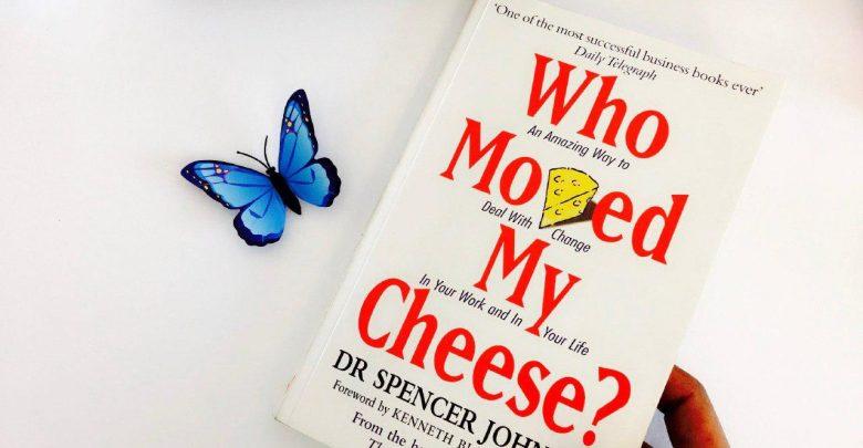 فایل صوتی کتاب چه کسی پنیر مرا جابجا کرد؟