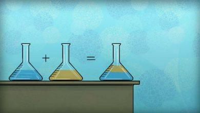 چرا نفت در آب حل نمی شود؟