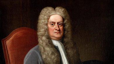 چرا نیوتن را پدر علم فیزیک می نامند؟