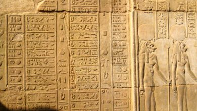 چگونه خط هیروگلیف قابل خواندن شد؟