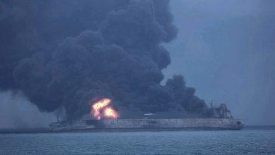 بحران بزرگ زیست محیطی در اثر سوانح نفتکش ها