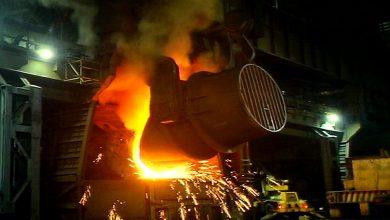 آهن چگونه استخراج می شود؟