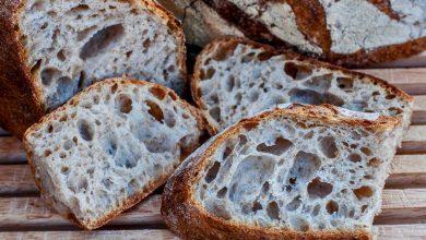 چرا نان دارای حفره است؟