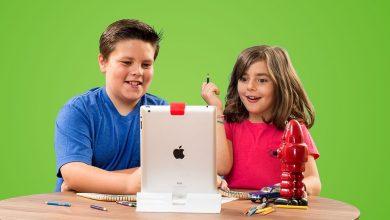 نحوه انتخاب اسباب بازی هایی با تکنولوژی آموزشی برای کودکان