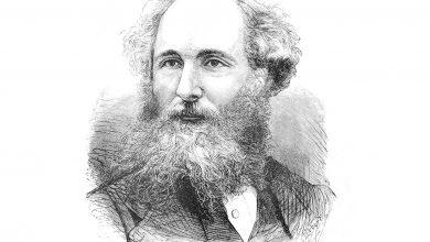 جیمز کلارک ماکسول: کاشف معادلات ماکسول و بنیانگذار نظریه الکترومغناطیس