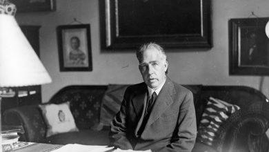 نیلز بور: کاشف مدل اتمی بور و از بنیانگذاران مکانیک کوانتومی