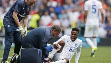 آسیب های فوتبالی