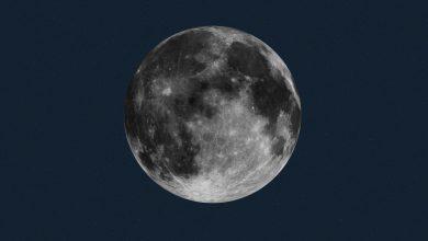 تعبیر مشاهده ماه در خواب