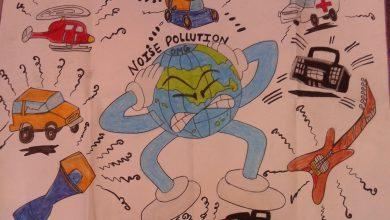 آلودگی صوتی چیست؟